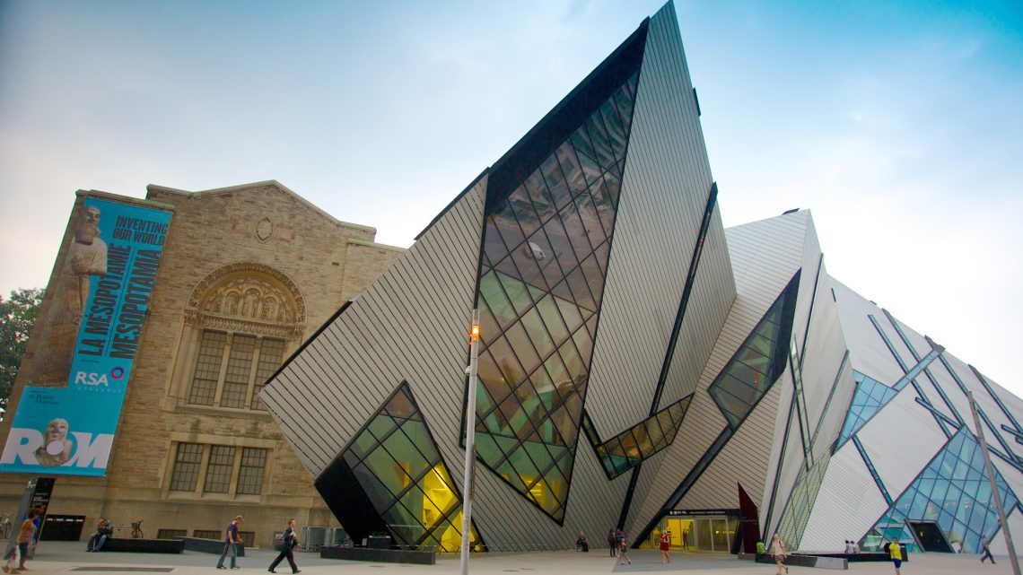 Royal Ontario Museum and other Canadian Museums with virtual tours