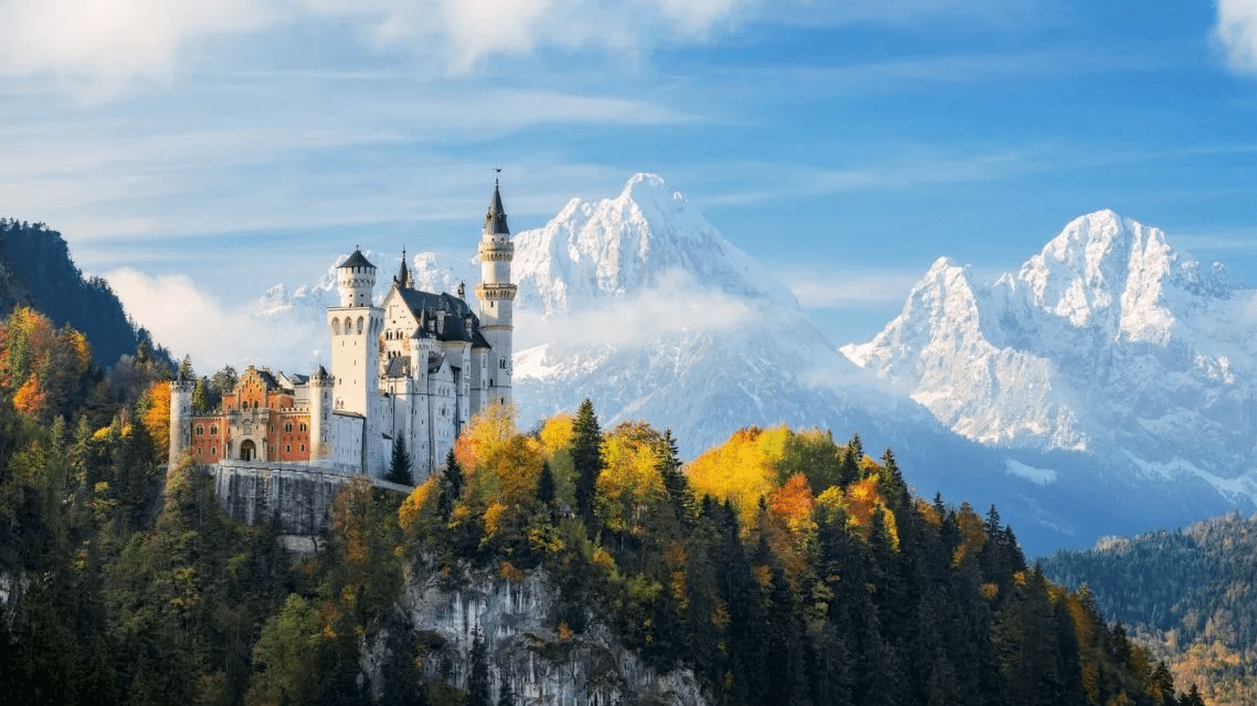 10 fairy-tale places you can visit in real life