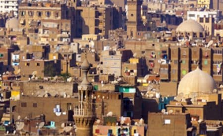 Egypt aims to build a new capital city