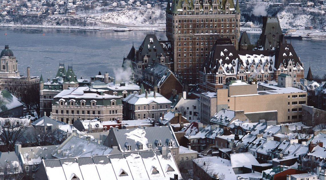 featured image quebec city winter