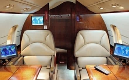 Private jets increase in availability