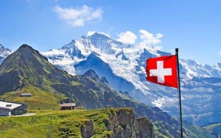 Report: Switzerland is the happiest country in the world