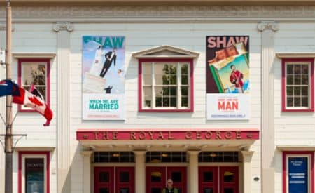 Shaw Festival returns refreshed in April 2015
