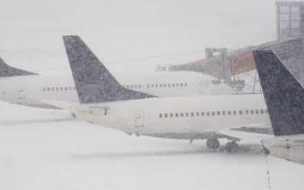 Northeast US prepares for more weather-related flight changes